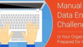Manual Data Entry Challenges – Is Your Organization Prepared for it?