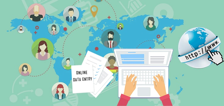 outsourcing online data entry