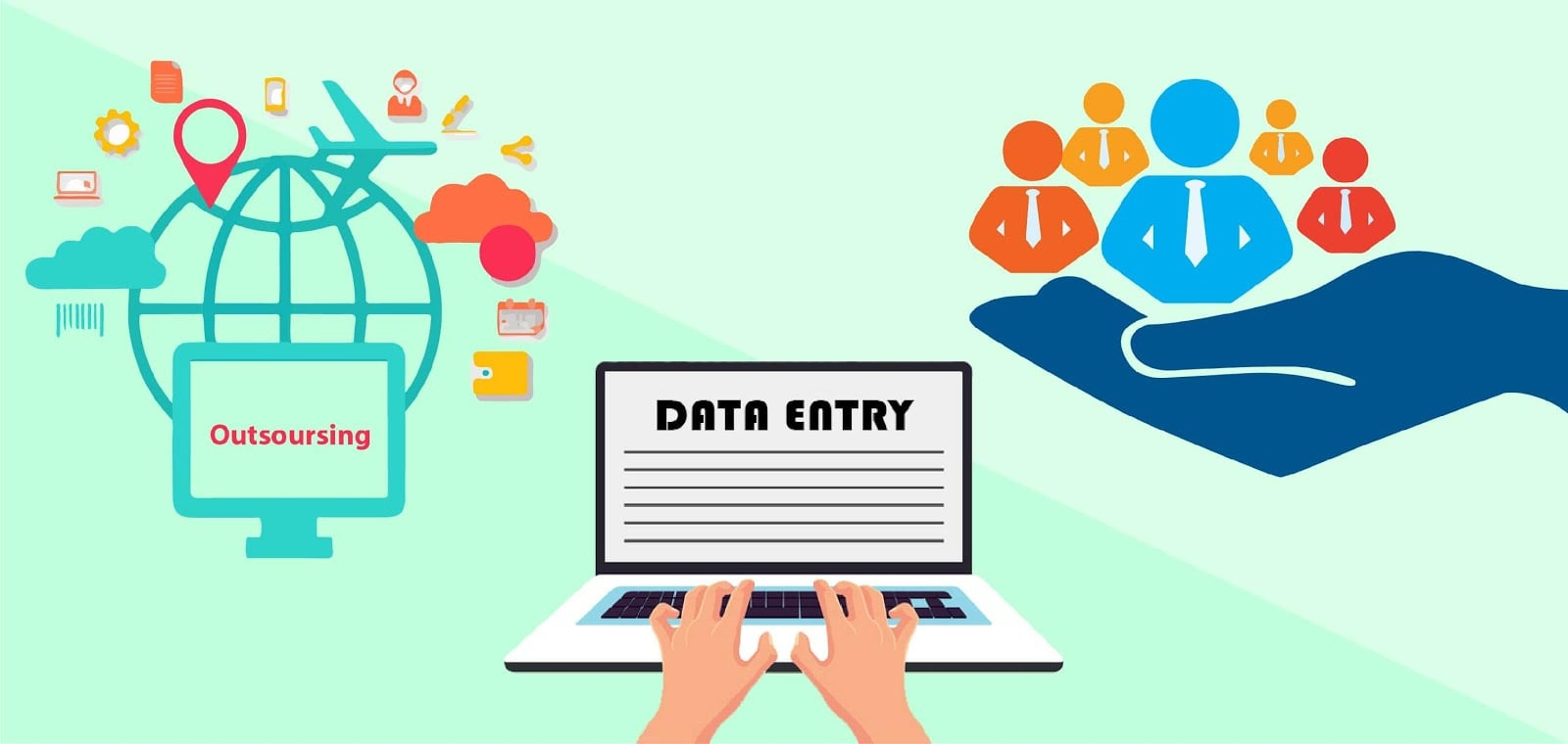 Where to Outsource Data Entry Services at Affordable Prices